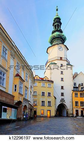 Picture of Bratislava.