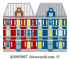 Historic home Stock Illustrations. 654 historic home clip art.