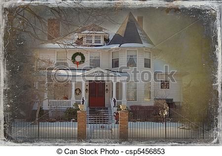 Historic home Clipart and Stock Illustrations. 1,160 Historic home.