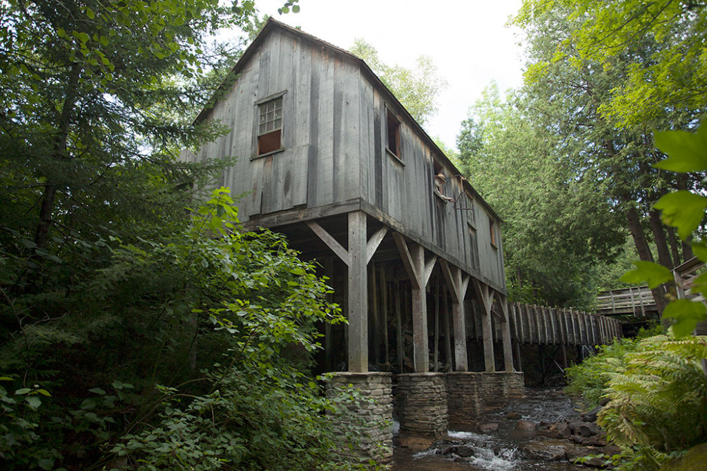 Historic Mill Creek Discovery Park.
