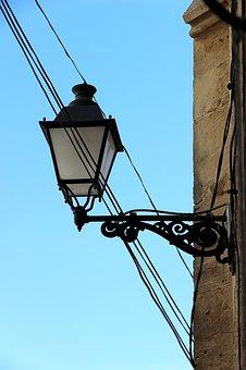 Historic, Street, Lighting.