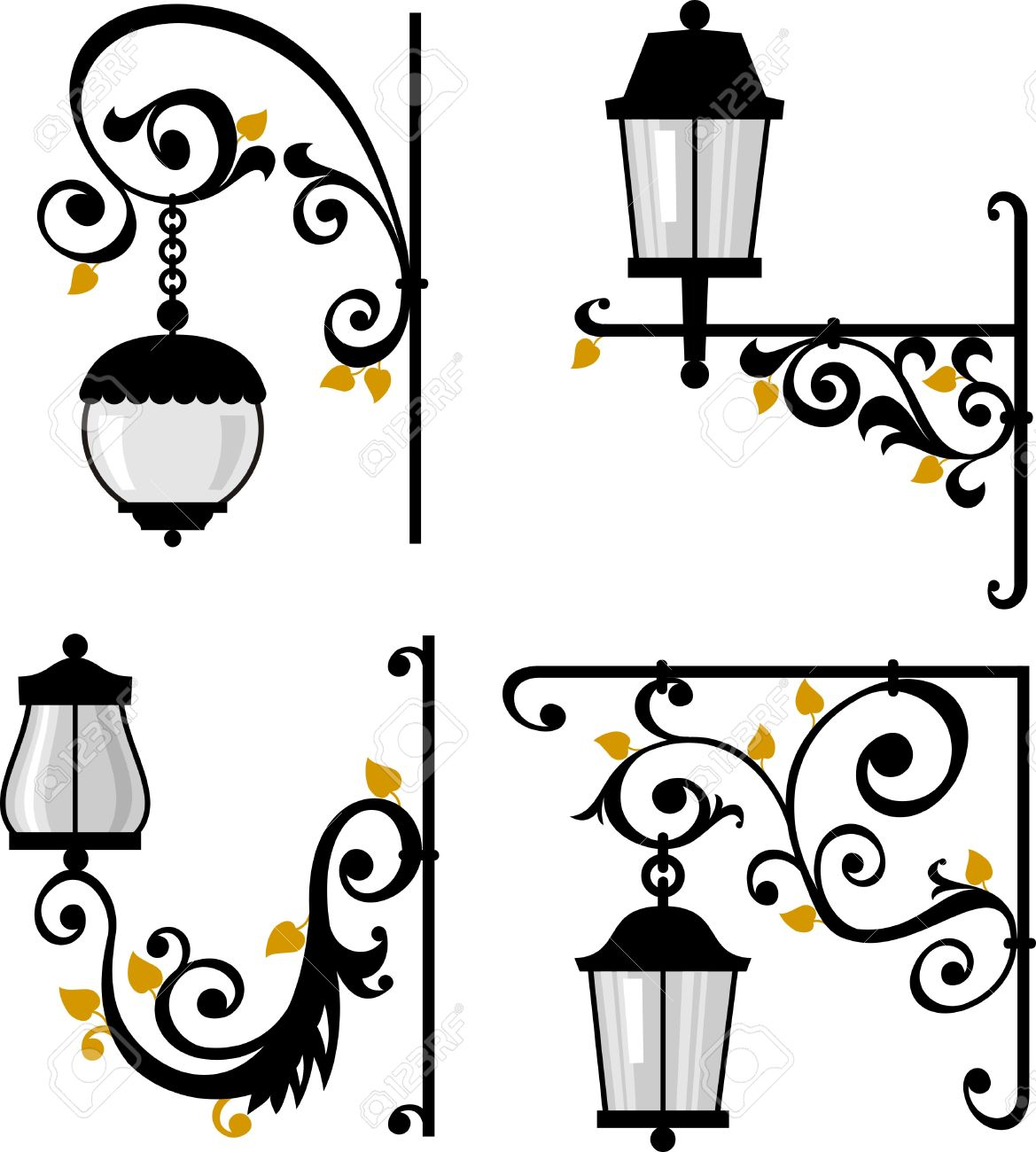 Lanterns Royalty Free Cliparts, Vectors, And Stock Illustration.