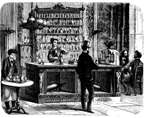 French Bar tavern png clip art Digital art by DigitalGraphicsShop.