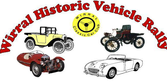 Wirral Historic Vehicle Rally 2015.
