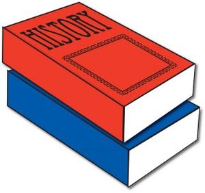 History Book Clip Art.