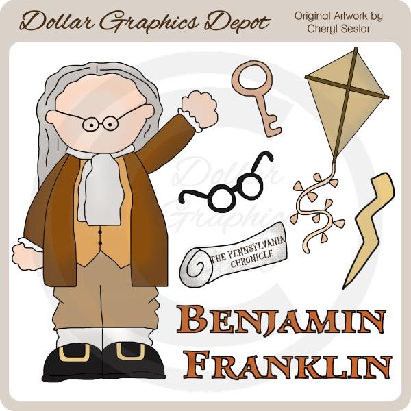 Historical Figures Clip Art : Dollar Graphics Depot.