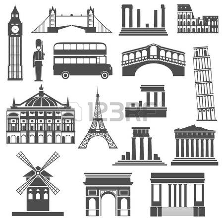 5,480 Historical Landmark Monuments Cliparts, Stock Vector And.