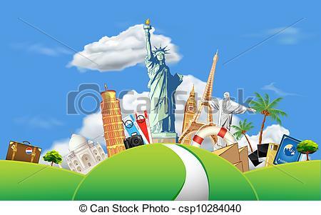 Monument Vector Clipart EPS Images. 17,271 Monument clip art.