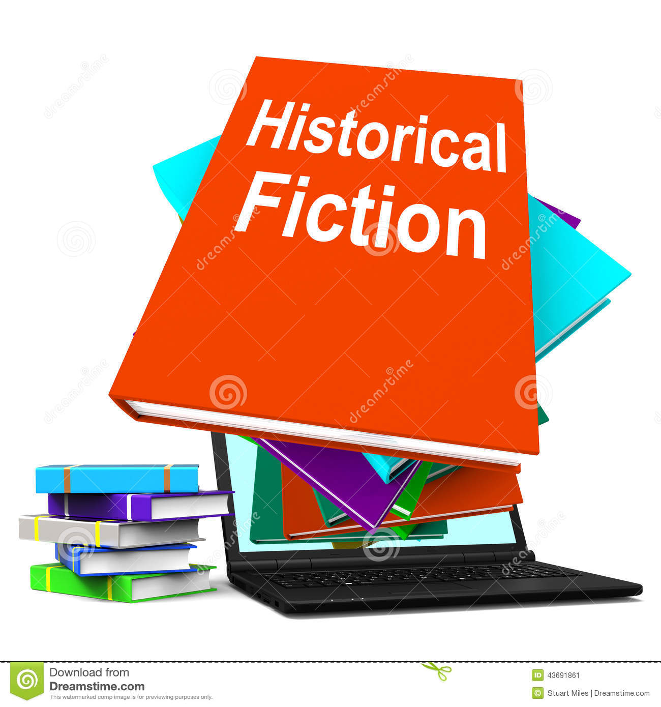 Historical Fiction Clipart.