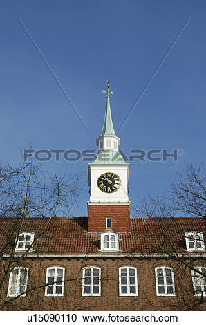 Stock Photography of England, Hampshire, Winchester, Looking up at.