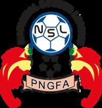 Papua New Guinea National Soccer League.
