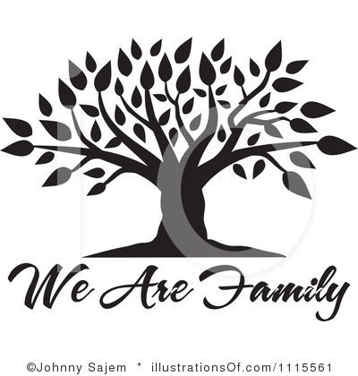 free clipart family reunion #10