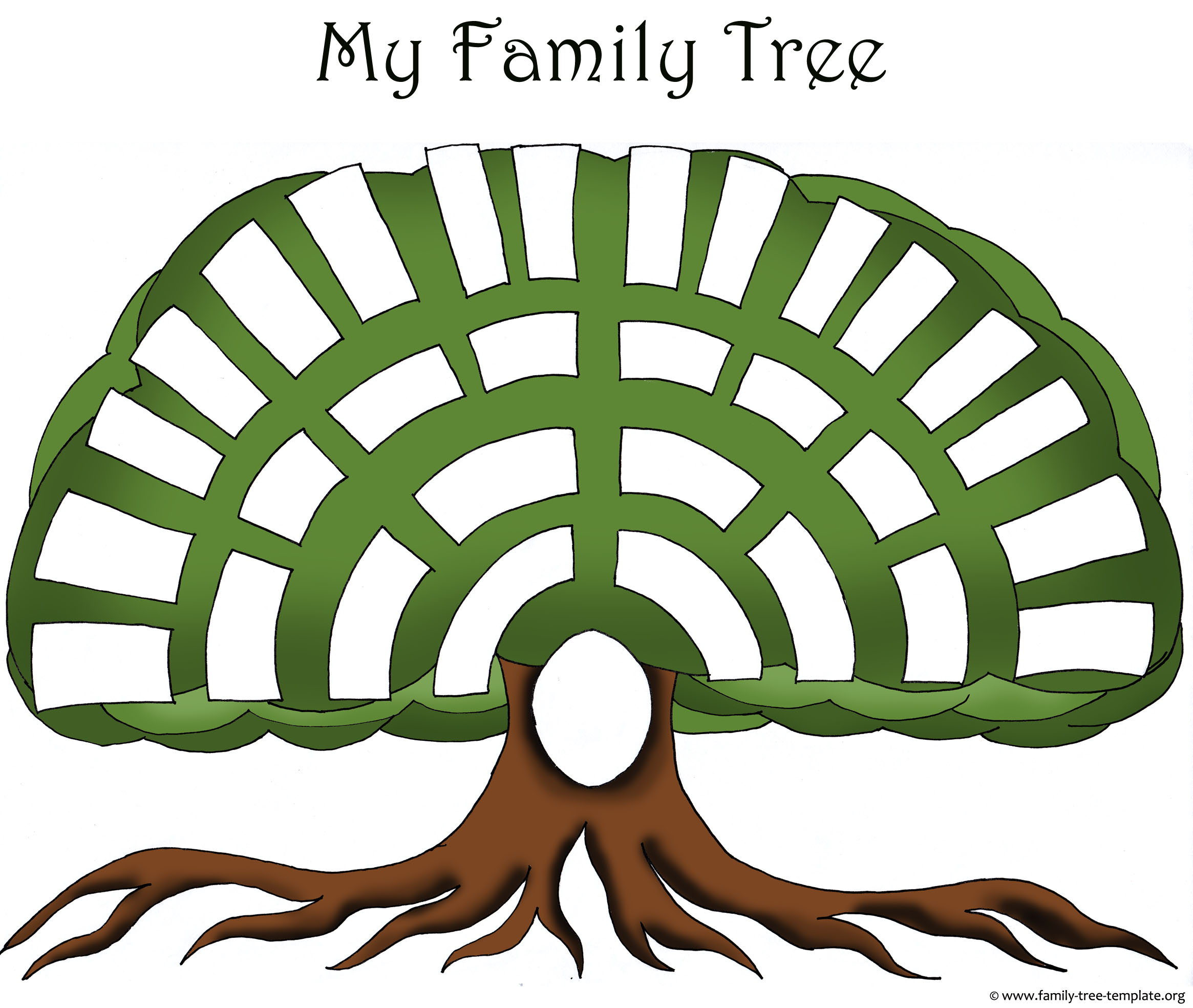 Genealogy clipart #1