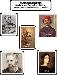 Portraits in History.