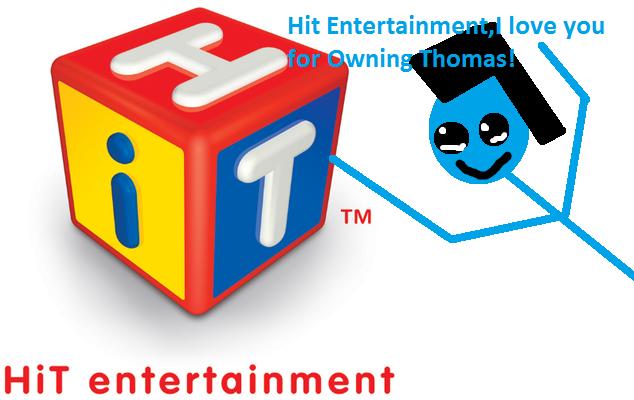 Hit entertainment Logos.