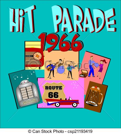 Hit parade Clip Art and Stock Illustrations. 164 Hit parade EPS.