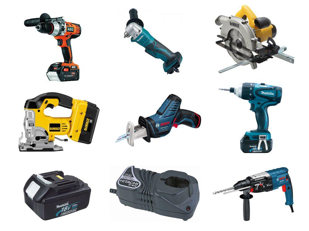 Hitachi power tools clipart.