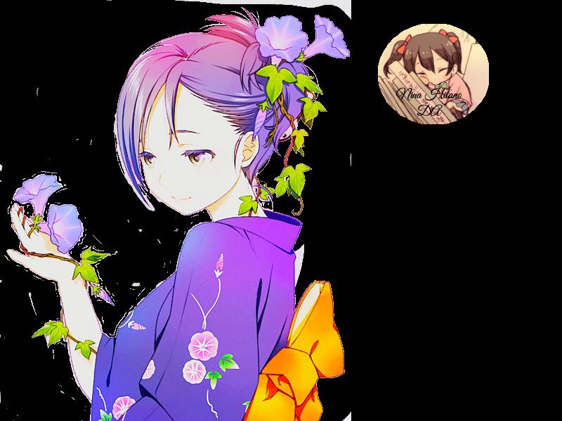 Render Kimono By Nina Hitano by NinaHitano on DeviantArt.