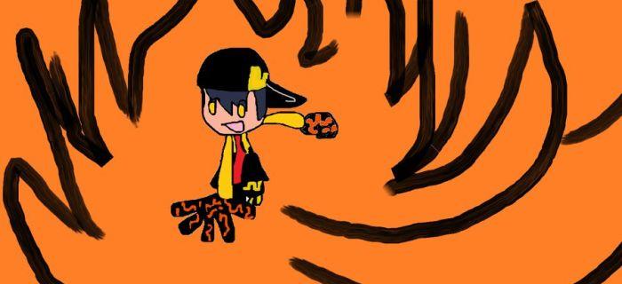 DeviantArt: More Like Yugi and Yuhi Hitano by Shiro.