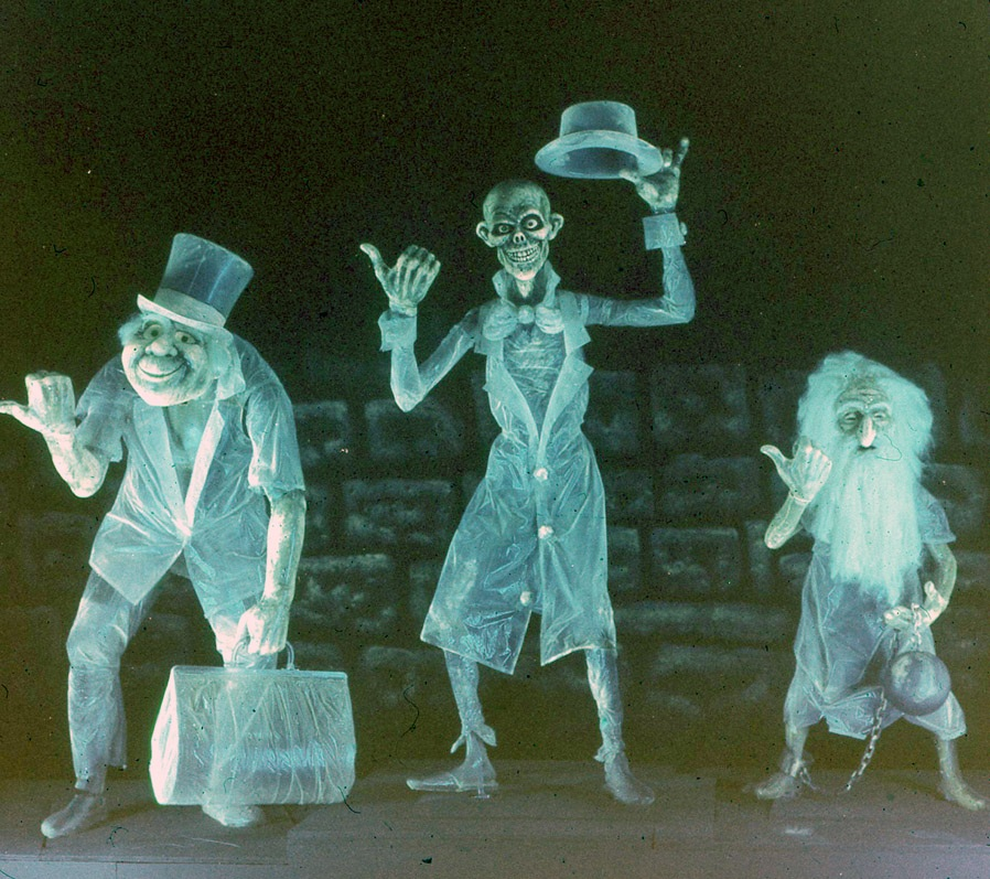 Hitchhiking Ghosts.