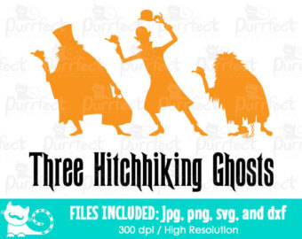 Hitchhiking ghost.