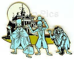 Gallery For > Disney Hitchhiking Ghosts Clipart.