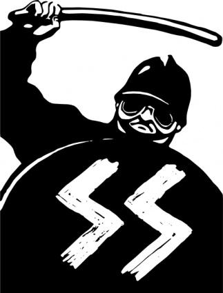 Hitler Clip Art Page 1.