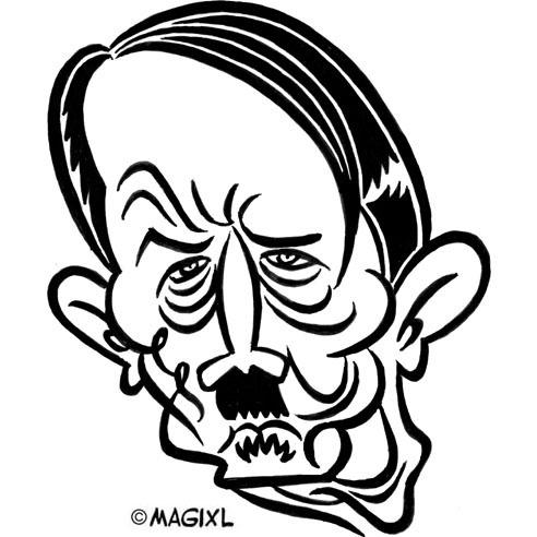 Clipart Hitler #rG7hU2.