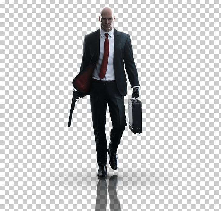Hitman 2: Silent Assassin Agent 47 PlayStation 4 Video Game.