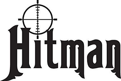Amazon.com: Hitman Sticker 2.