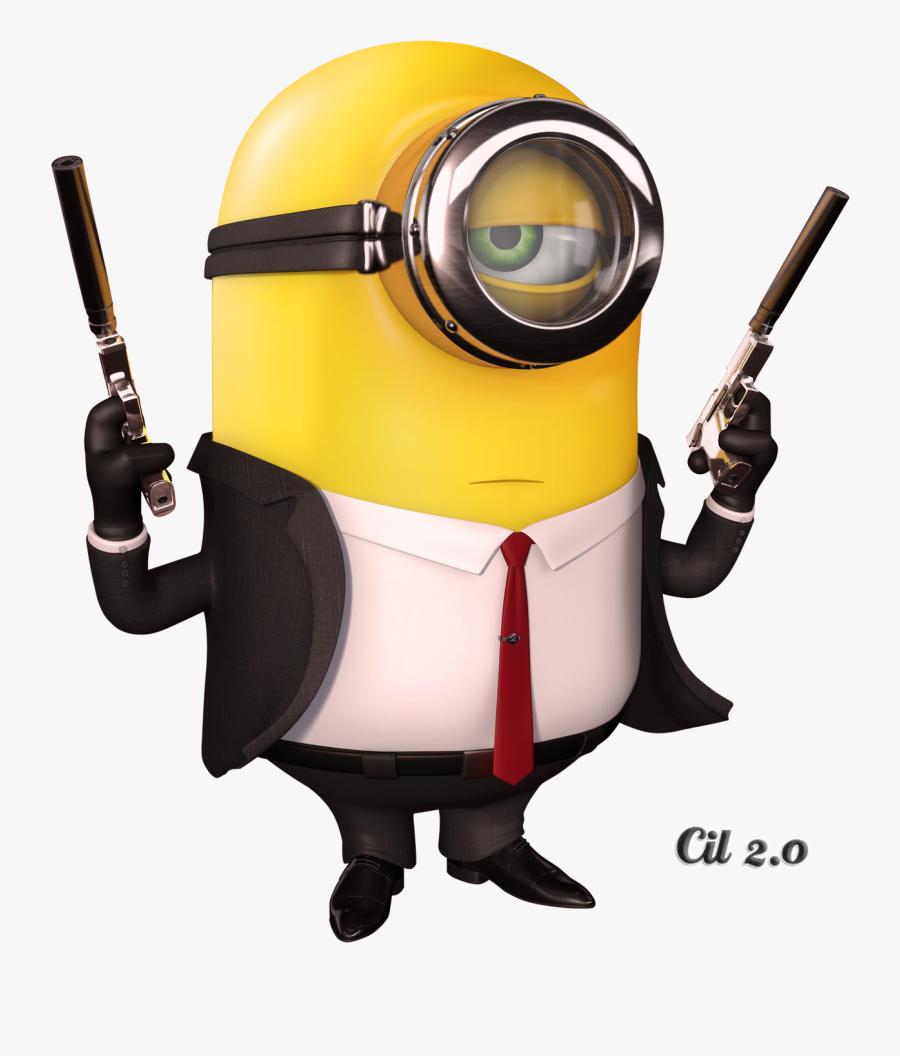 Humor Clipart Minion.