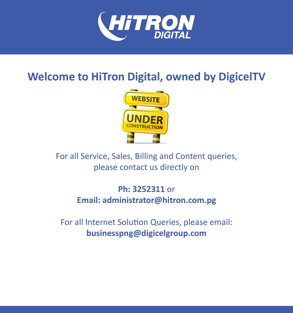 Hitron Digital.