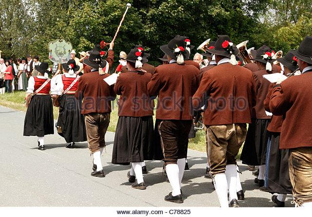 Bavarian Marching Band Stock Photos & Bavarian Marching Band Stock.