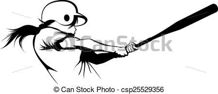 Hitter Clip Art and Stock Illustrations. 528 Hitter EPS.