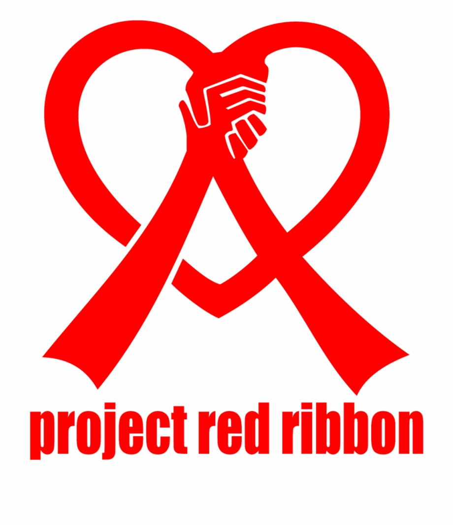 Project Red Ribbon Launches New Logo Hiv Logo.