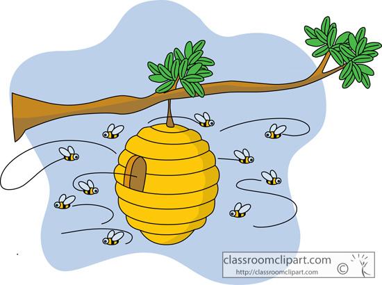 Hive clipart.