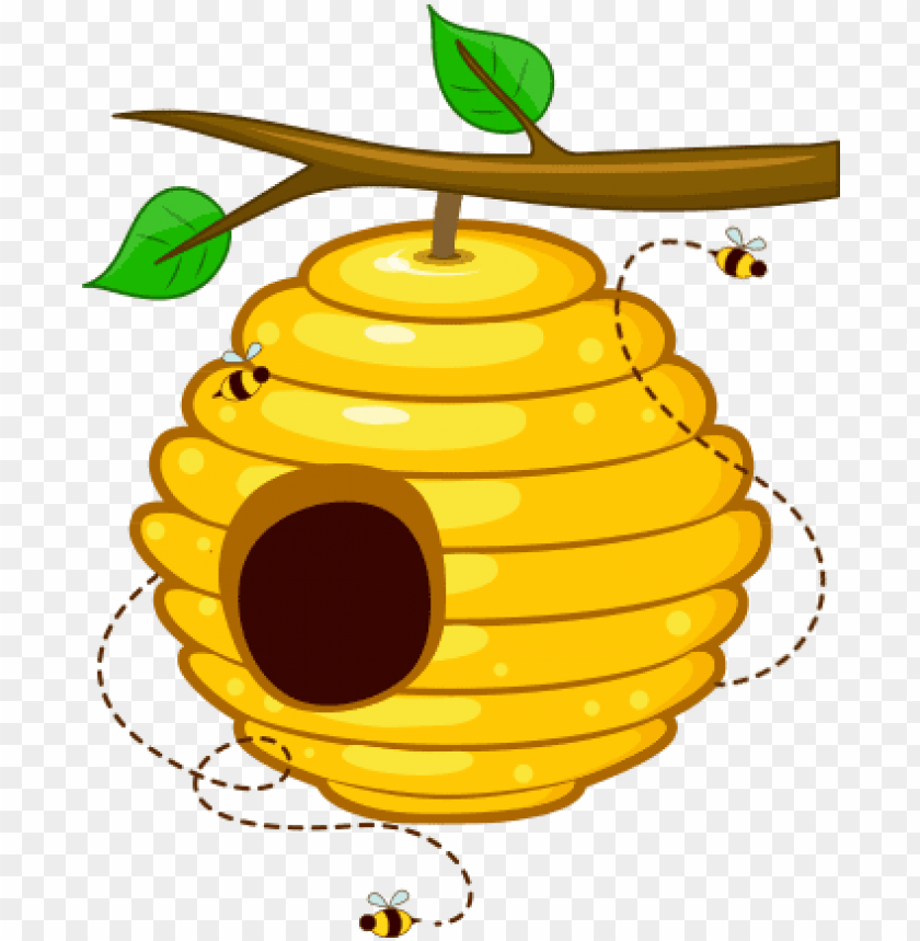 beehive clipart transparent.