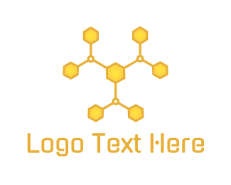 Molecular Hive Logo.