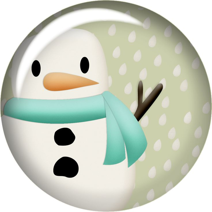 clipart hiver.