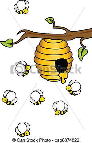 Hives Illustrations and Clip Art. 3,840 Hives royalty free.