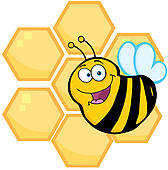 Hives Clip Art.