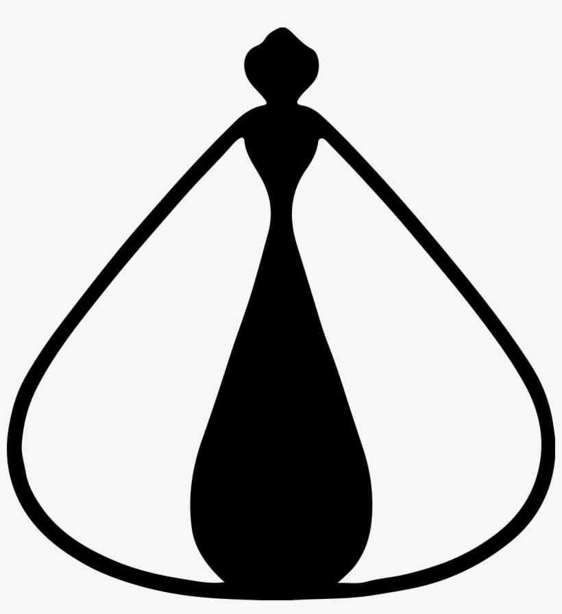 Black Dress Clipart Beauty Pageant.