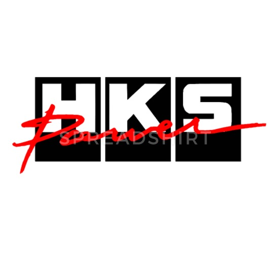 HKS logo Buttons small 1\'\' (5.
