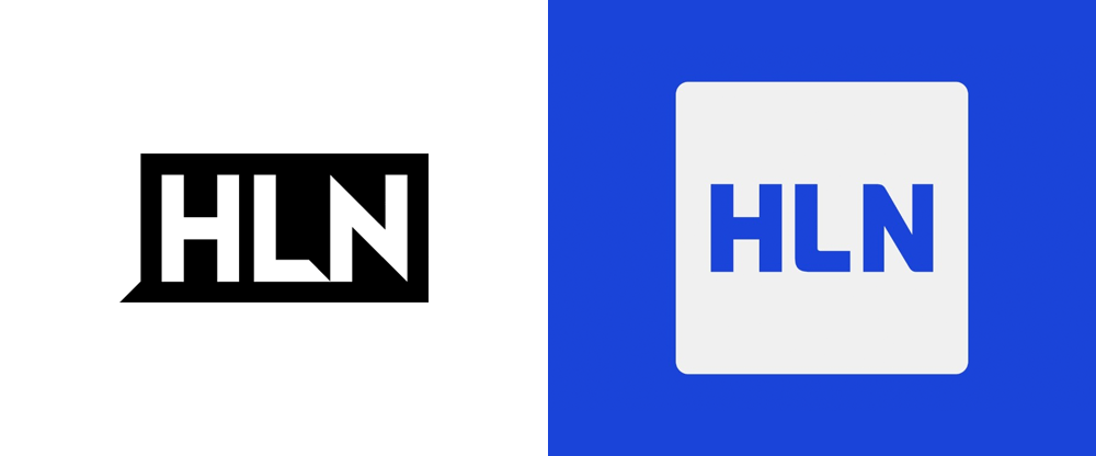 Brand New: New Logo and On.