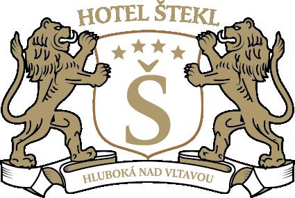 Štekl Hotel Hluboká nad Vltavou.
