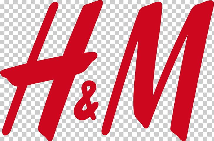 H&M Logo, H&M logo PNG clipart.