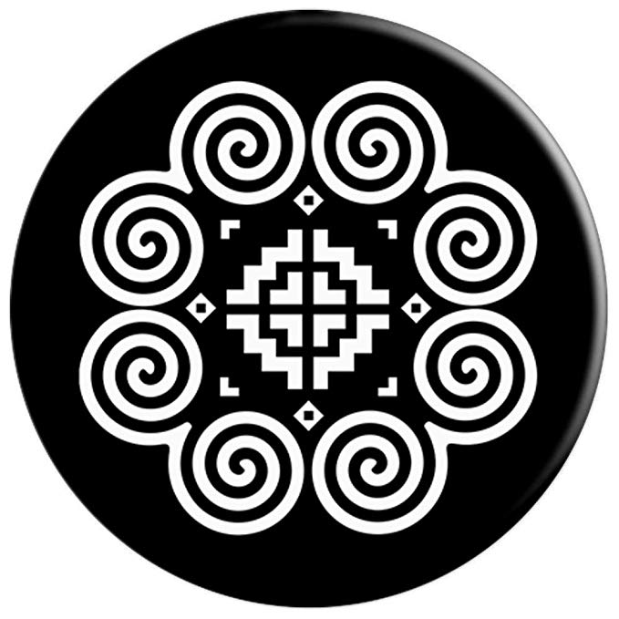 Amazon.com: Hmong Elephant design pop socket.