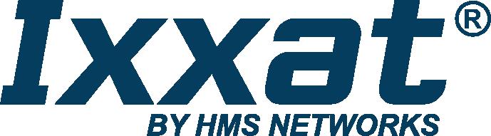 IXXAT logo.