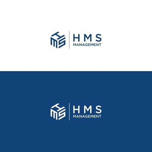 I would like a clean, modern, elegant logo for HMS.
