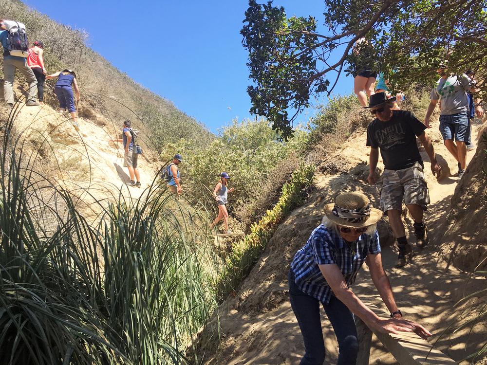 HIKE+BREW July: Ho Chi Minh Trail + Karl Strauss Brewing — JUNIPER.